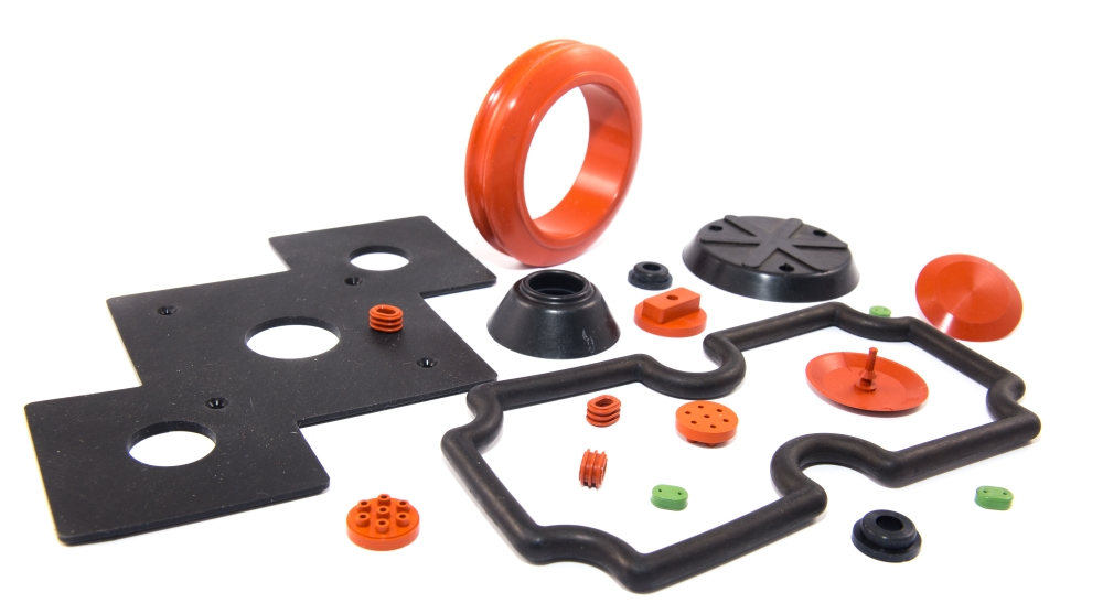 bespoke rubber mouldings
